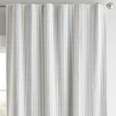 Pottery Barn Teen Riley Stripe Blackout Curtain Panel