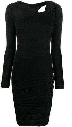 BA&SH fitted Penn dress