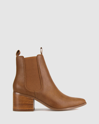 betts Women's Block Heels - Stroll Chelsea Boot - Size One Size, 5 at The Iconic