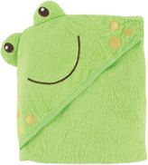 Baby Vision Luvable Friends® Frog Embroidery Hooded Towel