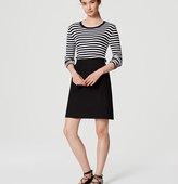 LOFT Petite Patch Pocket Shift Skirt