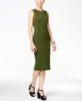 Rachel Roy Sleeveless Knit Midi Dress