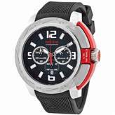 Redline Red Line Chronograph Black Dial Men's Watch 309C-01-RDA