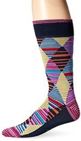 Robert Graham Men's Boulder Dress Sock