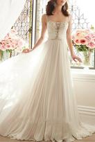 Sophia Tolli Chiffon Bridal Gown