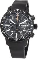 Fortis Men's 638.28.71K B-42 Official Cosmonauts Automatic Chronograph Dial Watch