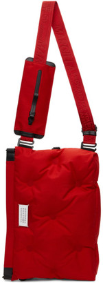 Maison Margiela Red Glam Slam Messenger Bag