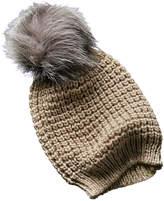 Jocelyn Women's Beige Hat