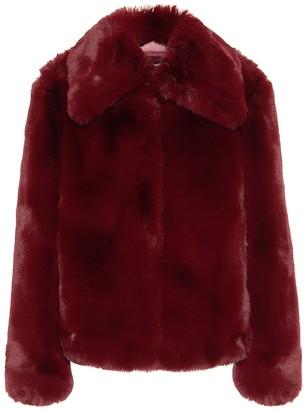 Sies Marjan Felice faux fur coat