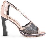 Ginger & Smart Eventide sandals - women - Suede - 40