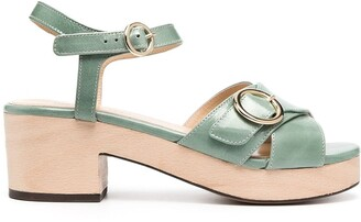 Tila March Georgia sandals