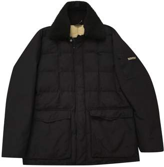 Woolrich Black Polyester Jackets