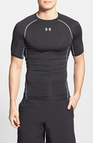 Under Armour Men's Heatgear Compression Fit T-Shirt