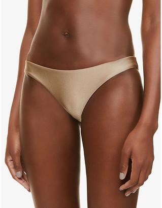 JADE SWIM Most Wanted mid-rise bikini bottoms