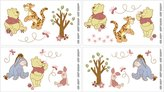 Disney Wall Decals, Pooh Delightful Day