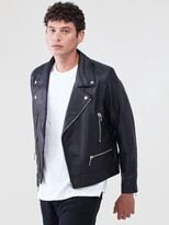 Thumbnail for your product : Deadwood Leroy Leather Jacket