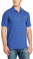 Polo Ralph Lauren Big & Tall Classic-Fit Striped Stretch Mesh Short-Sleeve Polo Shirt