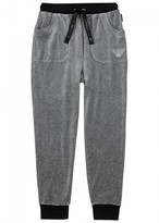 Giorgio Armani Grey Velour Lounge Trousers