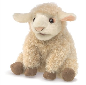 Folkmanis Puppet Lamb Small