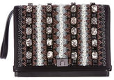 Jason Wu Embellished Flap Clutch