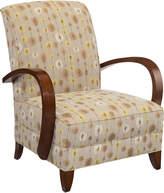 John-Richard Collection John Richard Alexa Mid-Century Club Chair
