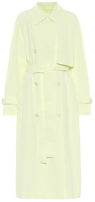 The Row Kareem trench coat