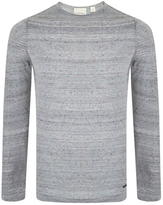 Dkny Seam Knitted Top