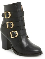 Topshop Women's 'Horoscope' Ankle Boot