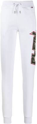 Philipp Plein Space track pants
