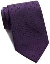 John Varvatos Silk Squares Tie