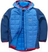 Jack Wolfskin Boys Grassland Hybrid Jacket