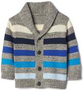 Gap Stripe shawl cardigan