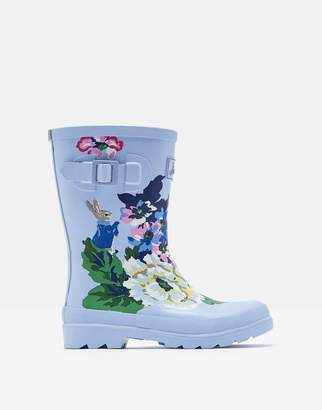 Joules Welly Print Full Height Wellies