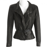 Isabel Marant Leather short vest