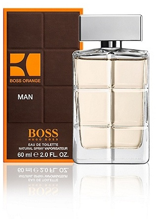 HUGO BOSS BOSS Orange Man 2 oz(60 mL) Eau de Toilette - Assorted Pre-Pack