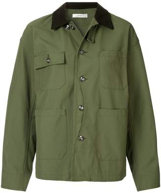 G.V.G.V. Half Moon canvas jacket