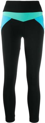NO KA 'OI Colour-Block Leggings