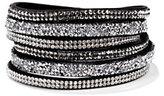 New York & Co. Glittering Wrap Bracelet