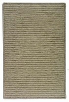 Colonial Mills Simply Home Handmade Braided Sherwood Indoor/Outdoor Area Rug Rug Size: Rectangle 11' x 14'