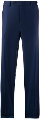 Canali Straight Tailored Trousers