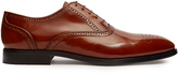 Paul Smith Gilbert leather brogues