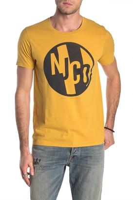 Nudie Jeans Anders NJCO Circle T-Shirt