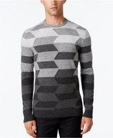 Alfani Collection Men's Ombré Chevron Sweater, Regular Fit