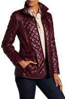 Ellen Tracy Short Quilted Jacket