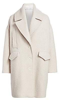 IRO Women's Berloiz Oversized Virgin-Wool Blend Coat
