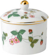 Wedgwood Wild Strawberry Jam Pot
