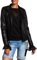 Desigual Studded Moto Jacket