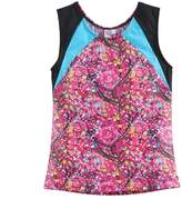 Jacques Moret Girls 4-14 Amazing Dots Dance Tank Top