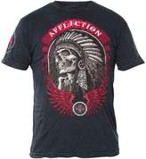 Affliction Men's Thunderfoot T-Shirt XXL