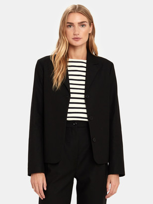 Norse Projects Magda Compact Twill Blazer